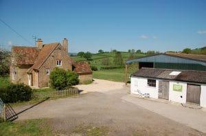 Greenway Farm Yard