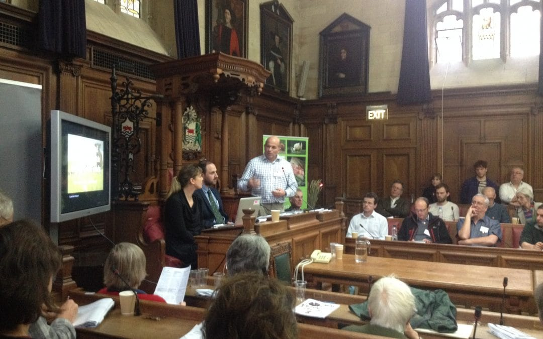 The Oxford Real Farming Conference
