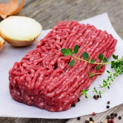 Beef Steak Mince 5% Fat (Extra Lean)