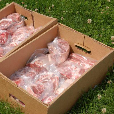 Farm2Fork Lamb Selection Box