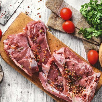Lamb Chump Steaks