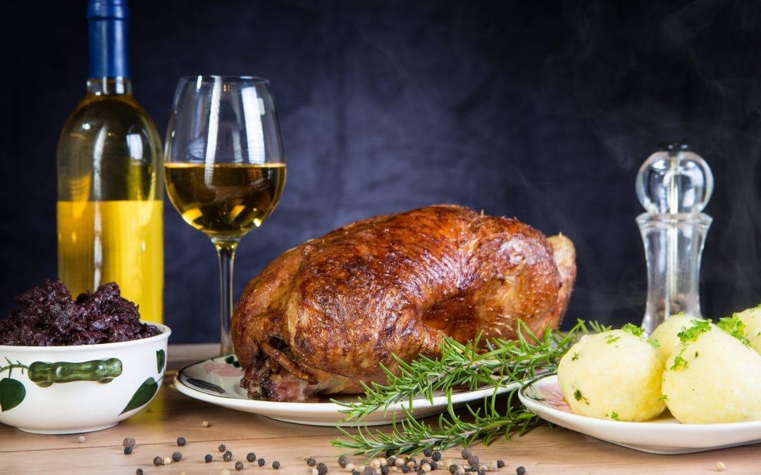 Christmas goose orders unaffected by Defra ruling