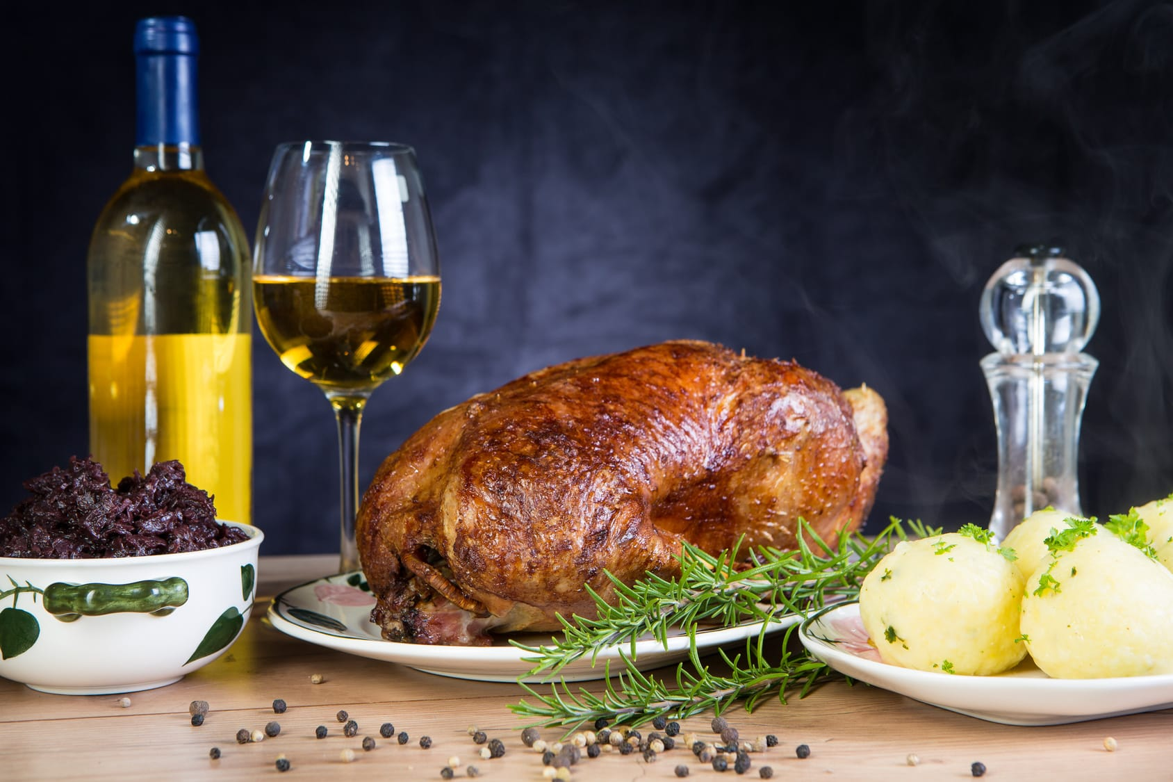 Free Range Christmas Goose Delivered Nationwide Farm2fork