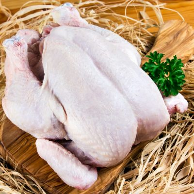 Free Range Pastured Whole Chicken