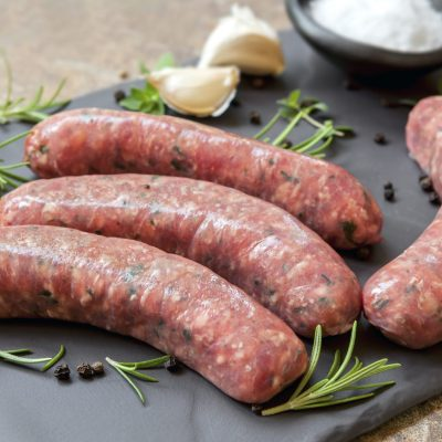 Beef Sausages (GF)