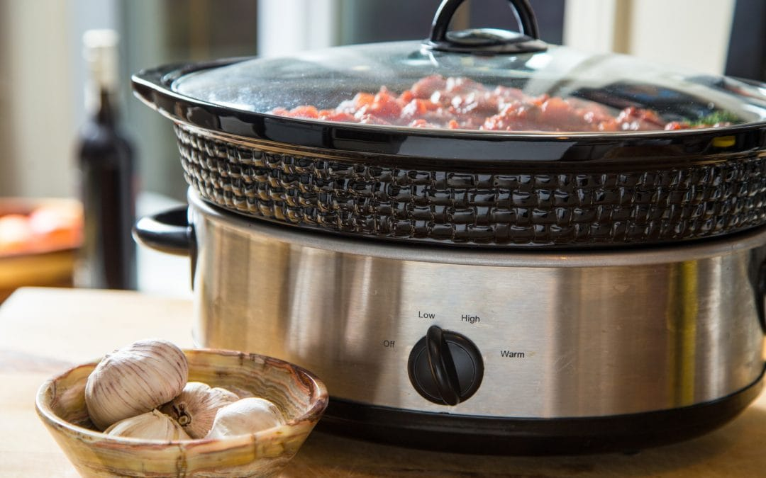 Welcome to the school of the slow-cooker!