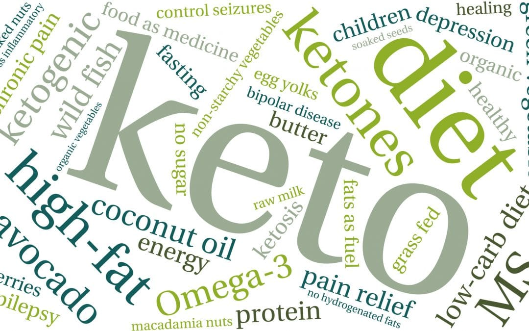 Ditching the carbs – introducing the Ketogenic diet