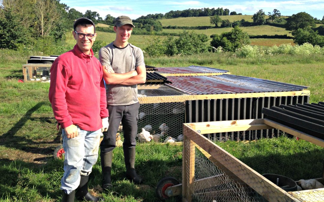 Growing a generation of inspirational farmers