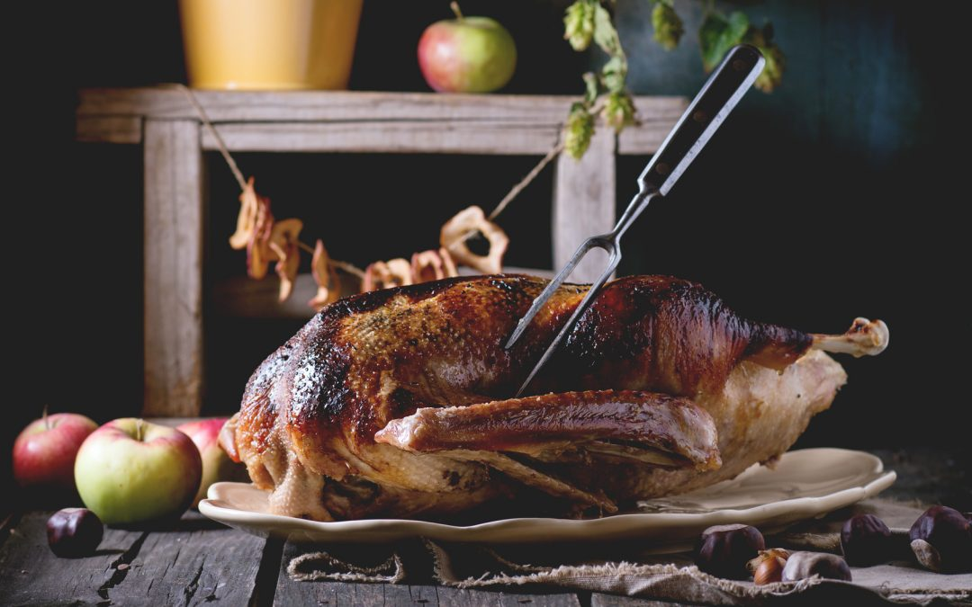 Traditions of the Christmas Goose