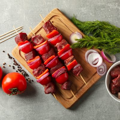 Diced Beef Steak (Extra Lean)